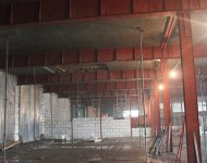 Реконструкция здания Сбербанка Г. Москва