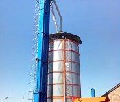 Зерносушильный агрегат ЮМИС-30